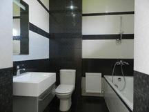 Coctail ванная черная ПР001