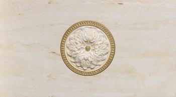 Декор 30*60 Dec. Daino Versalles Crema