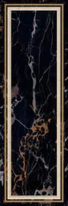 Настенная плитка 25*75 Rev. Portoro-B Marfil (уп. 1,31 м2/ 7 шт)