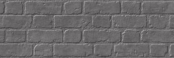 Настенная плитка 30*90 Rev. Muro XL Negro (уп. 1,32 м2/ 5 шт)