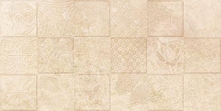 Настенная плитка 31,5*63 Pietra Collage Beige (уп. 1,59 м2/ 8 шт)