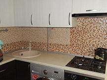 Glass кухня ПР003